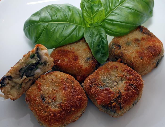 Ricetta Melanzane Vegetariana.Polpette Di Melanzane Ricetta Vegana Foodpress