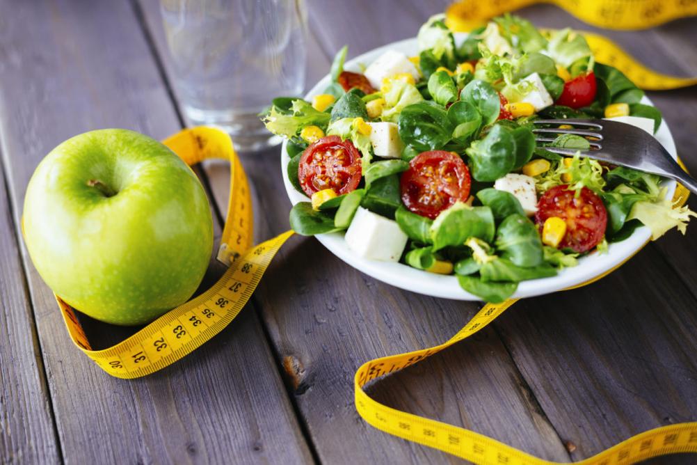 piano di dieta a filo